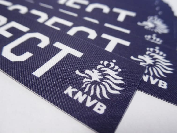 KNVB_Respect_Sublimatie_Badge