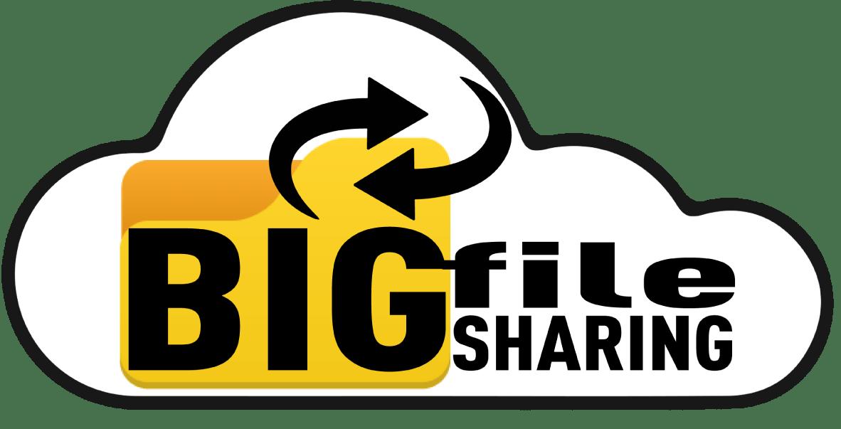 big file sharing